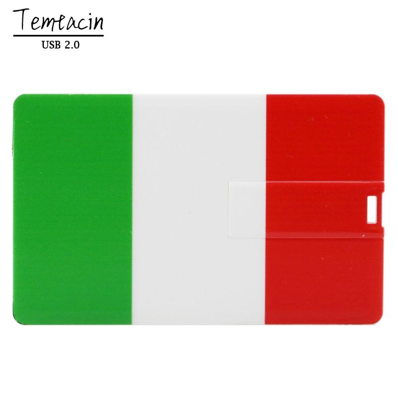 Parim müügi pangakaart PenDrive USB Flash Drive USB 2.0 Flash Drive - Väline salvestus - Foto 5