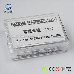 Image 1 - Furukawa Fitel Electrodes for S122A S122C S122M4 Optical Fiber Fusion Splicer Electrodes Rod 1 Pair