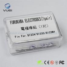 Furukawa Fitel Elektroden voor S122A S122C S122M4 Optical Fiber Fusion Splicer Elektroden Staaf 1 Paar