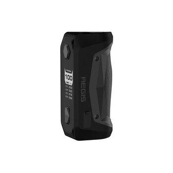Geekvape – Kit pour Aegis Solo Mod 100% W TC, 100 Original, avec batterie 18650 (externe), boîtier étanche