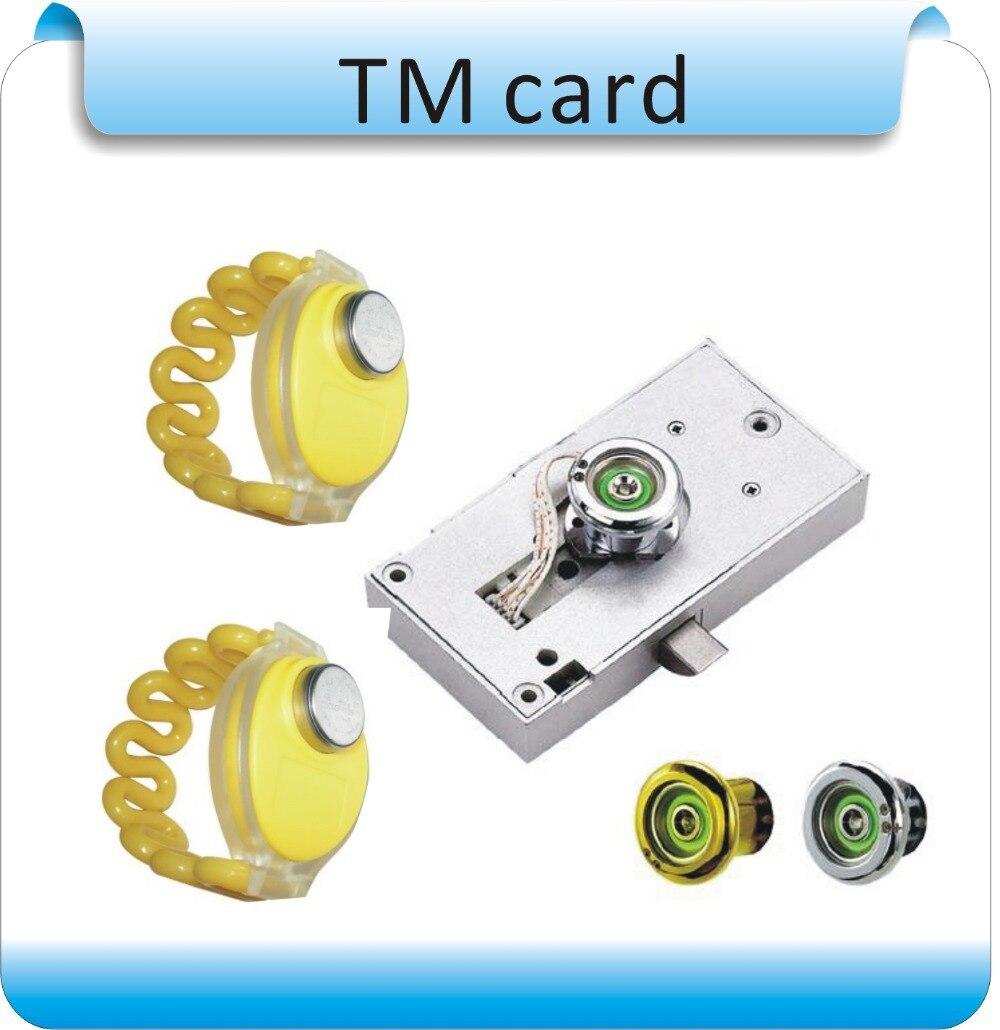50pcs iButton TM Kartenarmband nicht magnetisch TM1990A-F5 - Schutz und Sicherheit - Foto 5