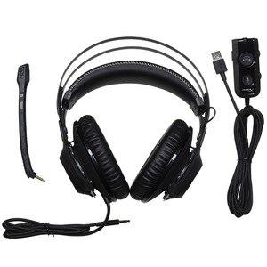 Image 3 - Kingston HyperX หูฟัง Cloud Revolver S ชุดหูฟังสำหรับเล่นเกม Dolby 7.1 Surround สำหรับ PC,PS4, PS4 PRO,Xbox One,