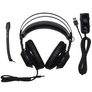 Image 3 - Kingston HyperX headphone Cloud Revolver S Gaming Headset with Dolby 7.1 Surround Sound for PC, PS4, PS4 PRO, Xbox One,