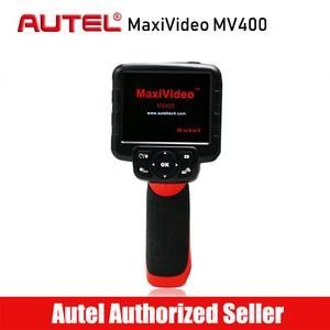 Image 1 - AUTEL Maxivideo MV400 5.5mm 8.5mm Diameter Imager Head Digital Videoscope Inspection Camera Auto Diagnostic Tools