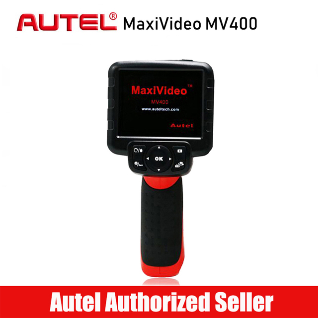 AUTEL Maxivideo MV400 5.5mm 8.5mm Diameter Imager Head Digital Videoscope Inspection Camera Auto Diagnostic Tools