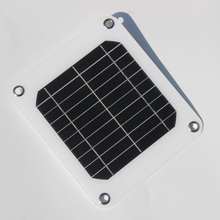 5V 5W Solar Charging Panel Battery Power Charger Board for Mobile Phone  LKS99