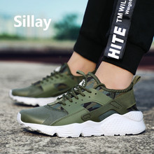 Chaussures Hommes Sneakers 2018 D'été Automne Formateurs Ultra Stimule Paniers Respirant Casual Chaussures Sapato Masculino Krasovki Plus La Taille(China)