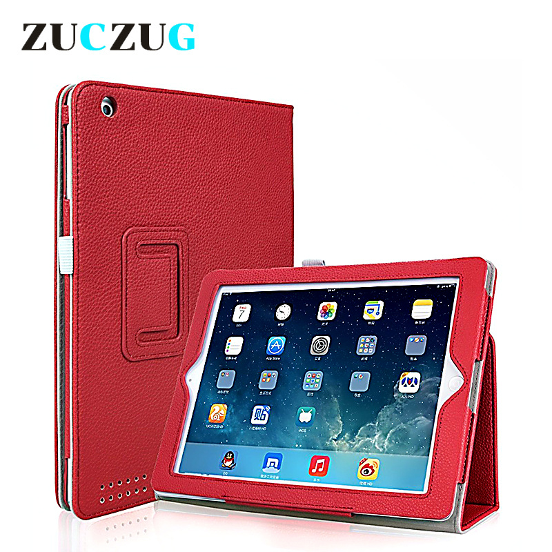 PU Case for Apple iPad 4 for iPad 3 Flip PU Leather Case Folding Folio Smart Stand Cover Case for iPad 2 3 4 Tablet Funda Case nice soft silicone back magnetic smart pu leather case for apple 2017 ipad air 1 cover new slim thin flip tpu protective case