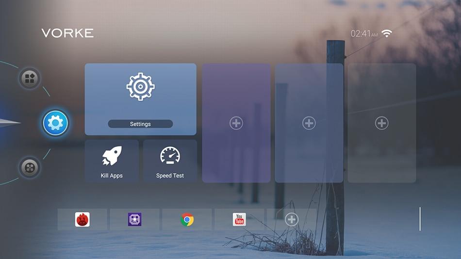 VORKE Z6 Plus KODI 17.4 Android 7.1.2 Smart TV BOX VORKE Z6 Plus KODI 17.4 Android 7.1.2 Smart TV BOX HTB1VSn