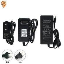 NIN полный 12 в блок питания DC12V блок 1A 2A 3A 5A 6A трансформатор переменного тока 110 В 220 В 220 В постоянного тока 12 Вольт 12 В Светодиодный драйвер для светодиодной ленты