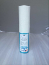 Free Shipping 3pcs/lot PP Sediment Filter 10 inch 1 Micron Polypropylene Replacement PP Water Filter Cartridge(China)