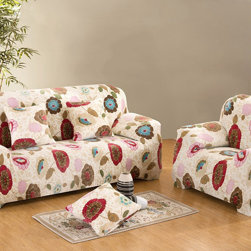 Comfy Couch Cover Plush Sofa Cover Slipcover Full Coverage