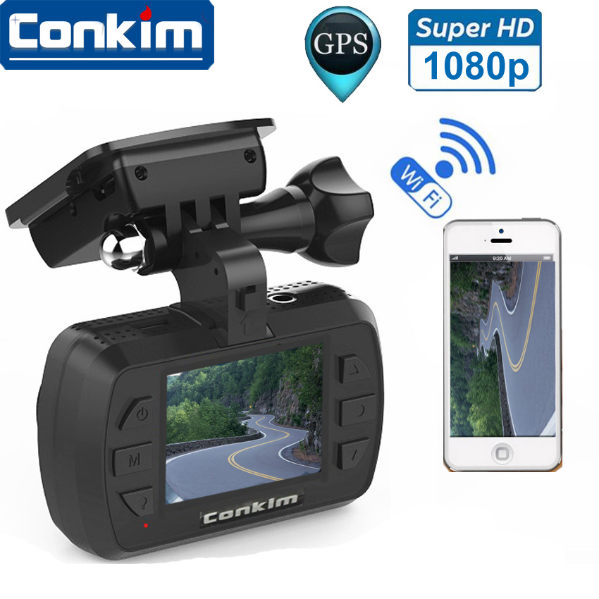 ФОТО Car DVR GPS WIFI MINI 0905 Car Video Recorder 1.5