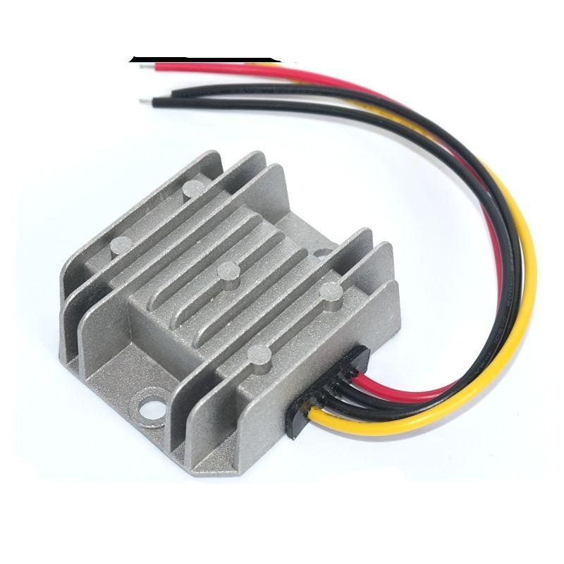 все цены на  New DC Converter 12V to 48V 1A 48W Step-Up Boost Power Supply Module Car  онлайн