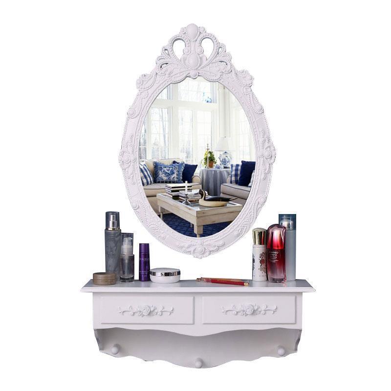 De Maquiagem Toaletka Slaapkamer Drawer Cabinet Tocador European Wooden Table Quarto Bedroom Furniture Penteadeira Dresser