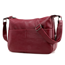 Womens Bags Designer Genuine Leather Handbag Messenger For Female Shoulder  Ladies Crossbody