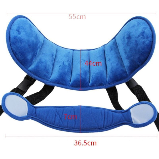 Kids Car Seat  Nap Aid Head Safety Support