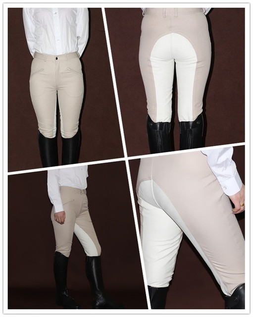 Aoud Horse Riding Pants Breeches Soft Breathable Equestrian Chaps Unisex Halters Saddle Paarden sport Horse Riding Equipment 2