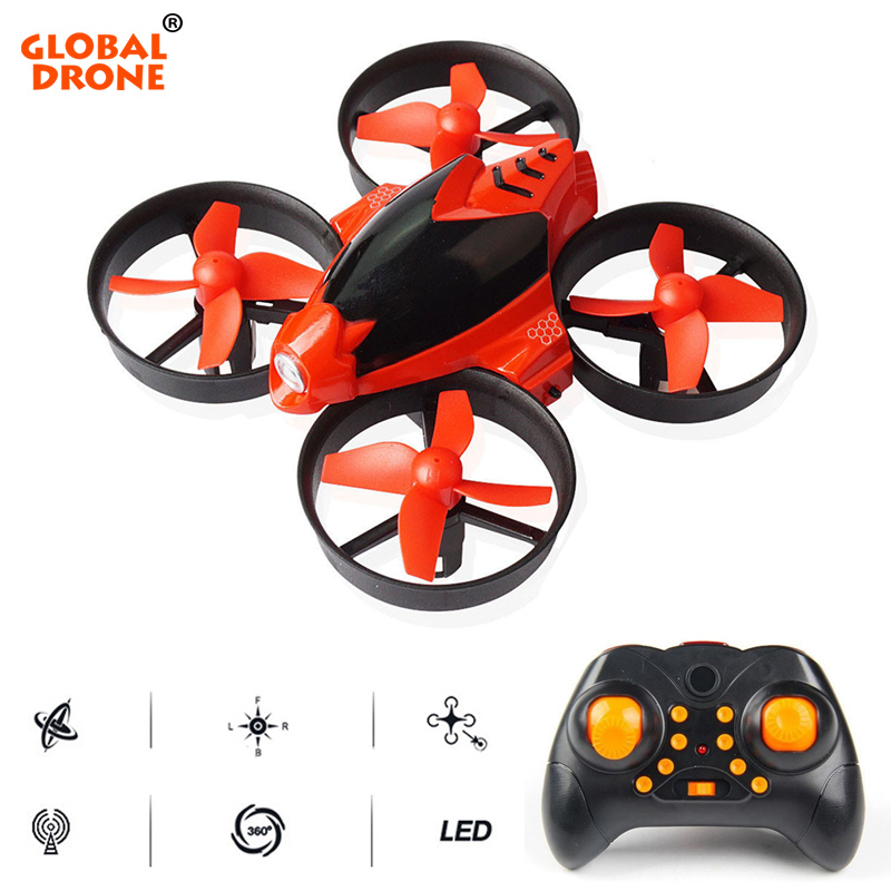 Gyro Camera Global-Drone-Drones Rc-Helicopter Micro-Drone Best-Toy With HD Mini 6-Axis