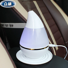 ALDX22-965,Automobile water drop type mini USB humidifier car aromatherapy atomizer air purifier