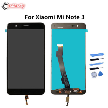 For Xiaomi Mi Note 3 Note3 LCD Display+Touch Screen Replacement Digitizer Assembly For Xiaomi Note3 Note 3 display screen lcds