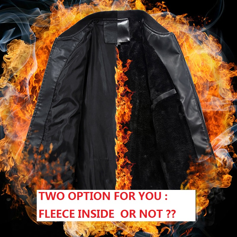 16-FLEECE INSIDE OR NOT