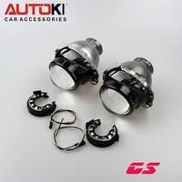 Free Shipping Autoki 2.5 Stanley FXR HID bi xenon projector use D2S D2H Xenon Bulb For Auto headlight DIY retrofit Xenon Lens