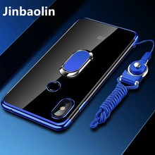 magnetic car holder Case for Xiaomi Mi8 Case Silicone Luxury for Xiaomi Mi 8 SE Case cover Full Protection for mi8 se Adsorption