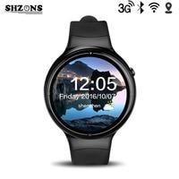 2017 Newest I4 Pro 3G Bluetooth Smart Watch Ram 2GB Rom 16GB Android 5 1 MTK6580