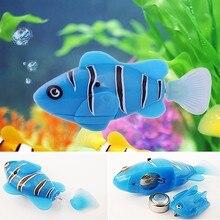 Fishing Tank Decorating Aquatic Lovely Swim Electronic Robofish