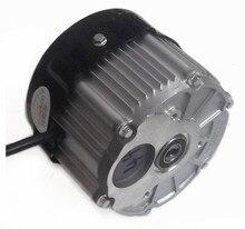 BM1418HQF motor sin escobillas de 500 w Dc 48 v, motor de la bicicleta eléctrica, BLDC, sin engranaje diferencial