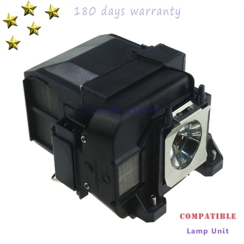 цена на Replacement lamp with housing ELPL75  V13H010L75  For EPSON EB-1940W EB-1945W EB-1950 EB-1955 EB-1960 EB-1965 EB-1930