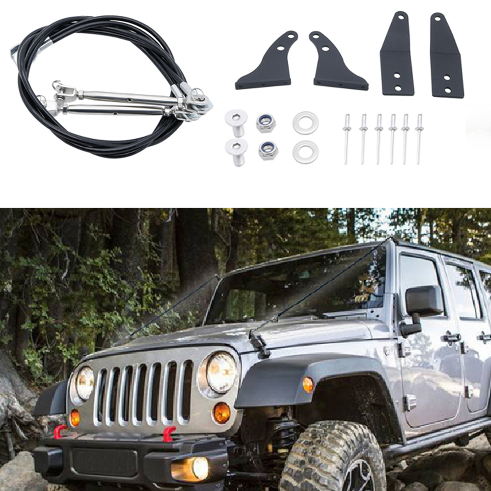 Official Website Car Parts Wrangler Jk Limb Risers For Jeep Wrangler Jk Jku Accessories 2007 2008 2009 2010 2011 2012 2013 2014 23015 2016 2017 Meticulous Dyeing Processes