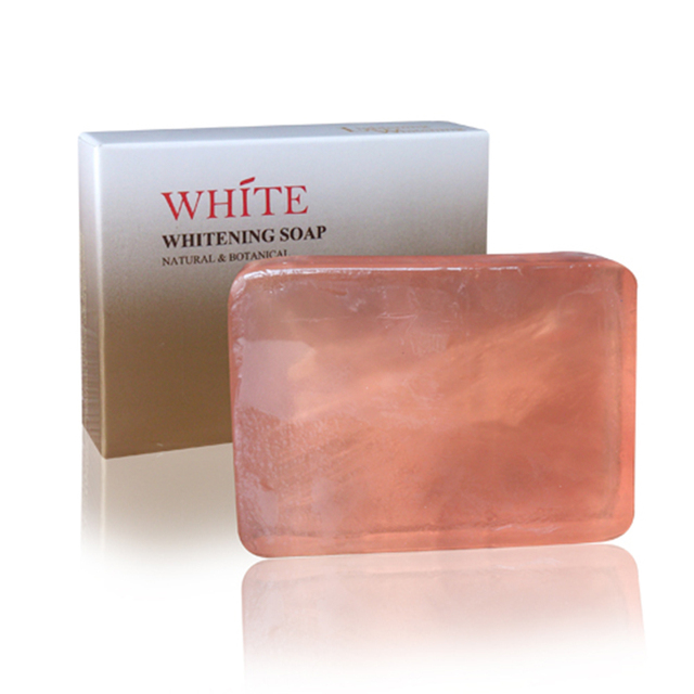 Face Whitening Wash Soap Beauty Handmade Anti Acne Soap Scented Soap Reduces Dark Spot Skin Care