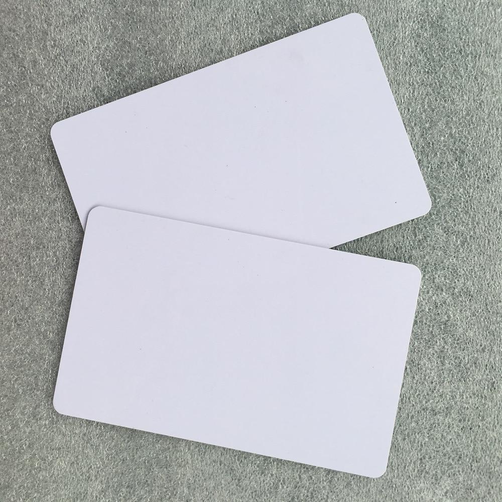 1000pcs 125Khz EM4450 1Kbits ISO18000-2 PVC Blank Radio Frequency Card RFID ID Card