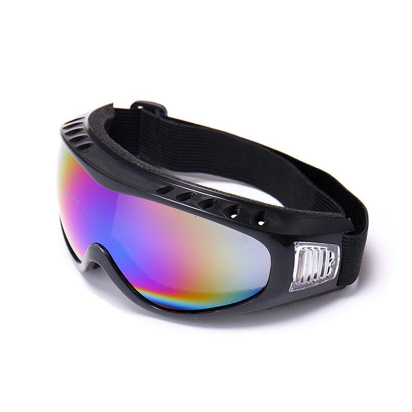 new hot sell Snowboard Ski Goggles Gear Skiing Sport Adult Glasses Anti-fog UV Dual Lens free shipping p6
