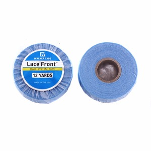Image 2 - Strong Lace Front Support Tape 12  Yards 1.9cm Beaded Adhesives Tape For Tape Hair Extensions Lace Wigs