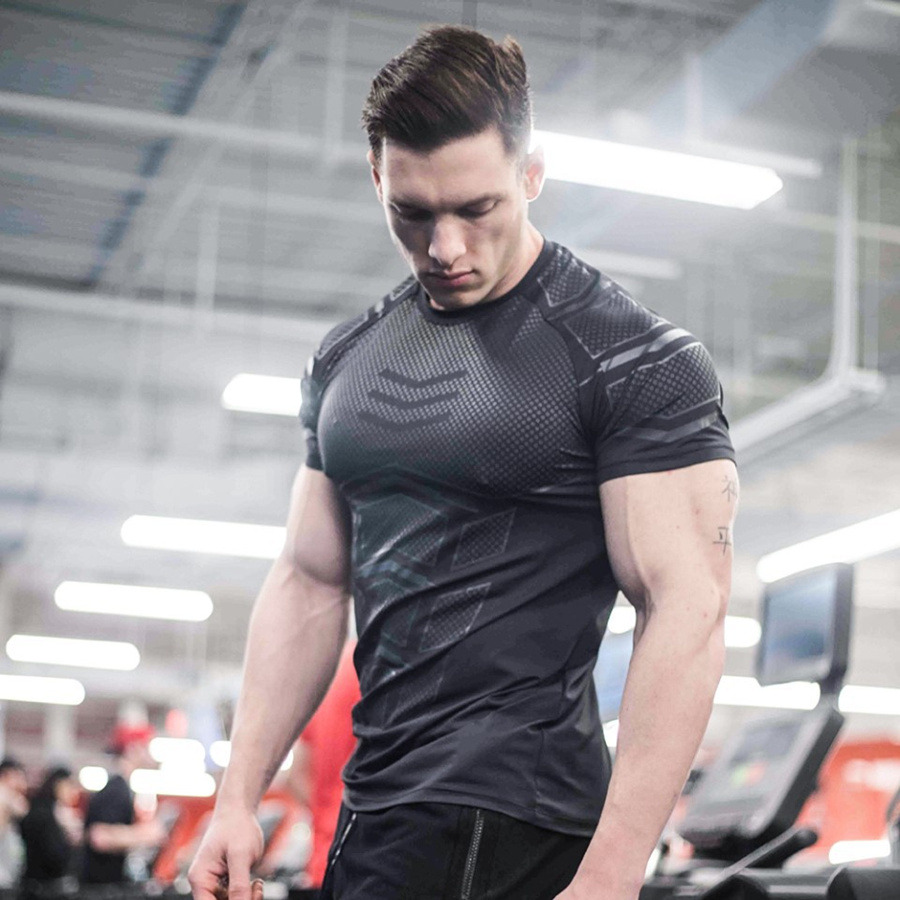 Men Workout Shirt 94