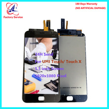 For Original UMI Touch  Touch X  LCD Screen Display+Touch Screen Digitizer Sensor Assembly Replacement 5.5