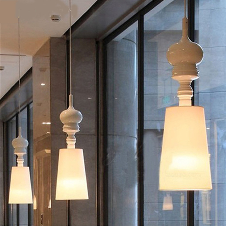 D25cm H80cm Modern Brief Pendant Lamps Dining Room E27 Pendant Lights White /Black /Golden /Silver Hanging Light Fixtures WPL111 2015 brief modern fashion circle pendant lights voltage 220 240v
