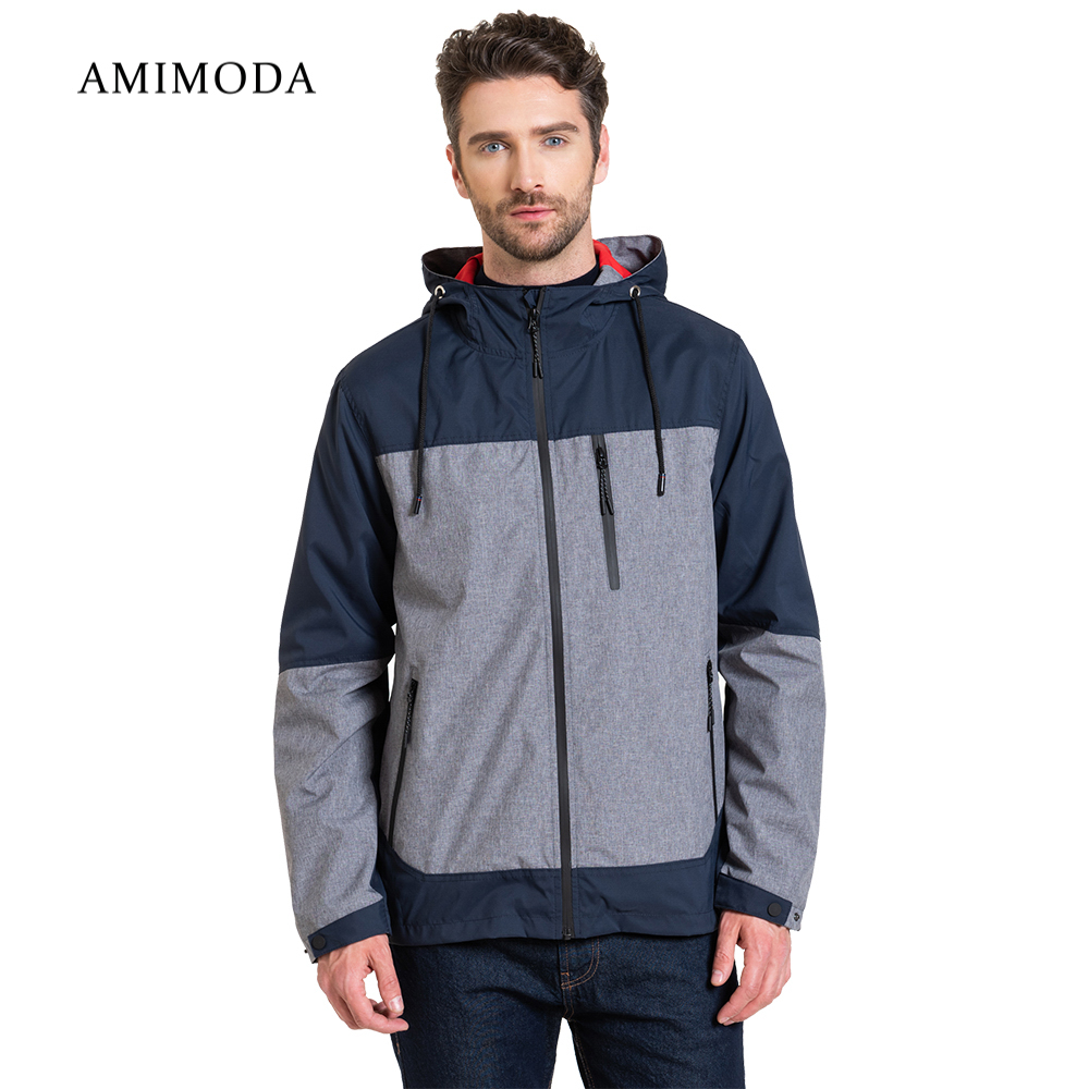 Jackets Amimoda 10023-0208 Men\'s Clothing windbreakers for men  cloak jacket coat parkas hooded jackets amimoda 10013 0208 men s clothing windbreakers for men cloak jacket coat parkas hooded