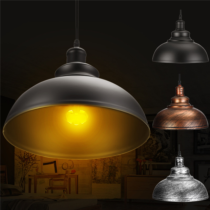 HTB1VSyGsOCYBuNkHFCcq6AHtVXaL Vintage Pendant Lights Retro Industrial Hanging Chandelier Loft Pendant LightS E27 Dining Restaurant Room Lamp