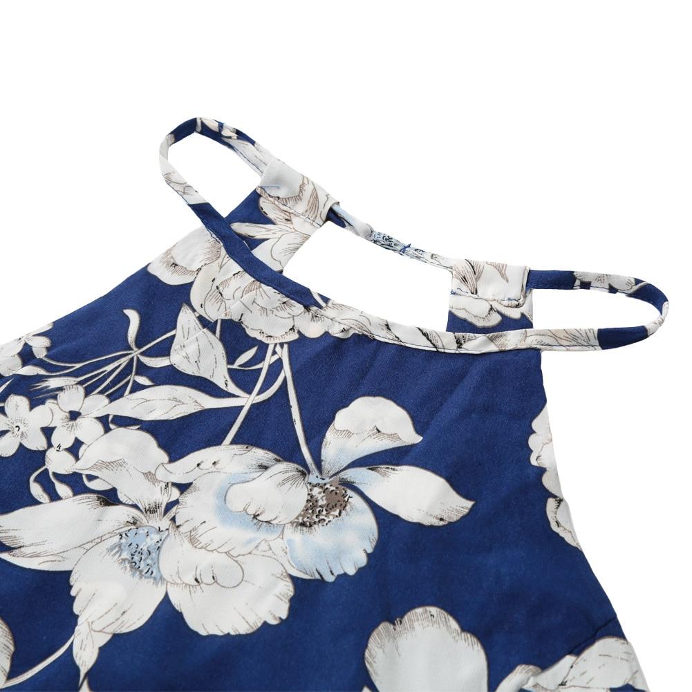Boho Floral Vintage Long Dress 13