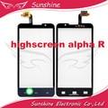 Para Highscreen alpha R painel de tela de Toque com digitador