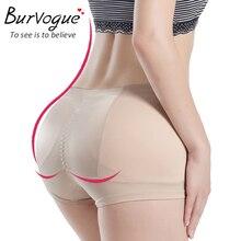 Burvogue Hot Women Shapers Slimming Body Shaper Panties Underwear Butt Hip Enhancer Padded Shaper Panty Butt Lifter Shaper Pant