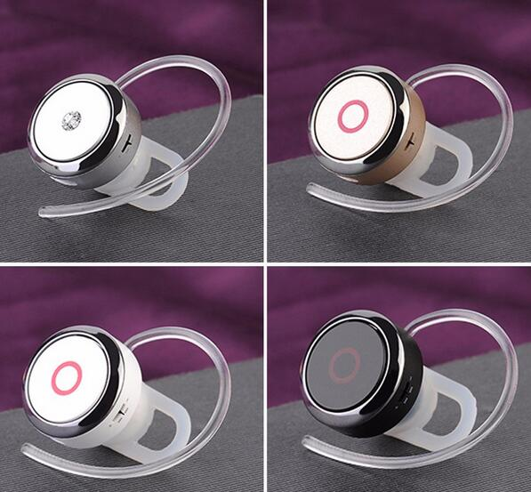 Mini Simple 007 Wireless Bluetooth Headset In-Ear Earphone Super Tiny Light and easy to use