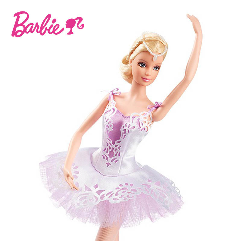 Lovely  Doll Ballet Dress Doll Party Dress Clothes for  Gift BSCA