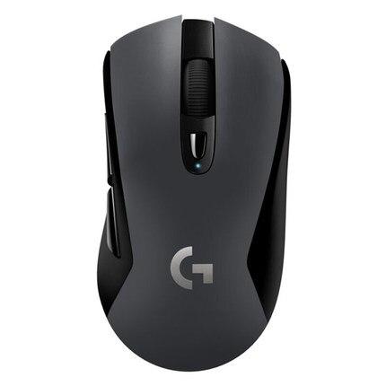 все цены на Logitech G603 LIGHTSPEED Wireless Bluetooth Gaming Mouse, 12,000 DPI Optical Sensor Ergonomically Wireless Computer Game Mouse