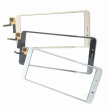 Tela de toque para xiaomi redmi 6/redmi 6a, touchscreen 5.45 display lcd, digitalizador de vidro