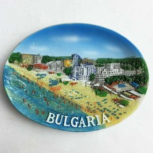 European Black Sea Bulgarian Tour Memorial Fridge